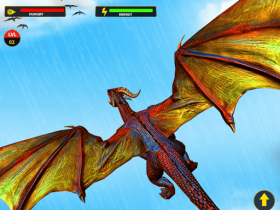 Flying Dragon City Attack APK Download