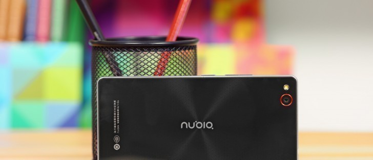 ZTE release the new smartphone Nubia on October 17