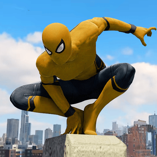 Download Spider Rope Hero – Gangster New York City 1.1.1 APK